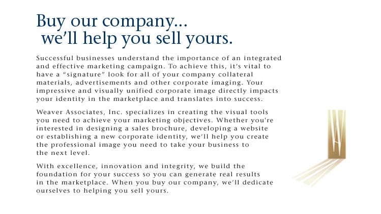 Buy Our Company